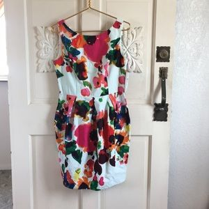 Eliza j NWT DRESS missing belt